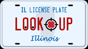 how to search an illinois license plate number youtube