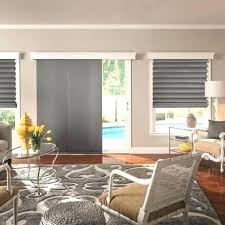 Window Dressings For Patio Doors Sliding Door Treatments Idea Window Treatments For Patio Doors Or