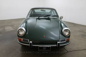 porsche rally car for sale 1968 porsche 911 sportomatic coupe beverly hills car club
