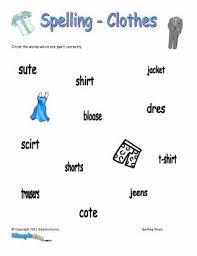 esl spelling worksheets mreichert kids worksheets