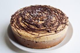 vegan chocolate u0026 salted caramel cheesecake my vibrant kitchen