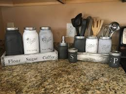 what to put in kitchen canisters 25 best kitchen jars ideas on pantry storage kitchen