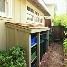 Backyard Garbage Cans by 90 Best Sheds Images On Pinterest Backyard Ideas Outdoor Ideas