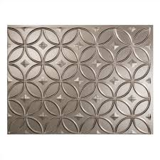 Amazoncom Fasade Easy Installation Rings Brushed Nickel - Pvc backsplash
