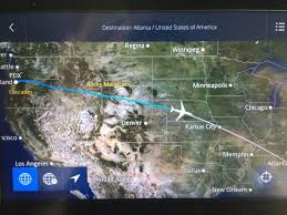 america map for eclipse navigation system here s what the solar eclipse looked like from delta s flight of a lif