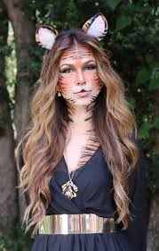 Tigress Halloween Costume Wild Tiger Beautifulcircus