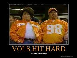 Tennessee Vols Memes - orange is a niche color just like tennessee football youtube