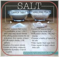 ratio kosher salt to table salt pink himalayan salt make your own sole the thinking moms revolution