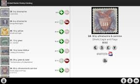 united states stamp catalog android apps on google play