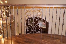 Wrought Iron Banister Rod Iron Stair Railings Rot Iron Or Is It Wrought Iron Stair