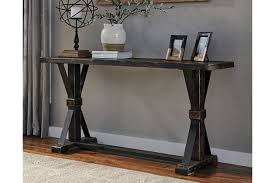 beckendorf sofa console table ashley furniture homestore