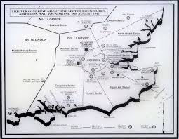 Combatant Command Map Swingate Radar And The Towers The Dover Historian