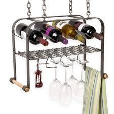buy glass wine racks from bed bath u0026 beyond