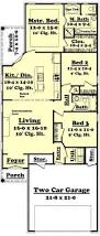 Narrow Home Floor Plans by 120 Best Small House Plans Images On Pinterest Small House Plans