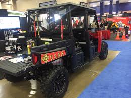 polaris ranger 900 crew usar rescue vehicle built by farrwest