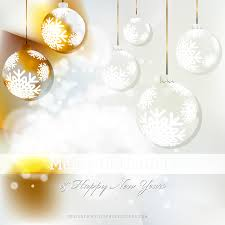 light color christmas ornament background graphics 123freevectors