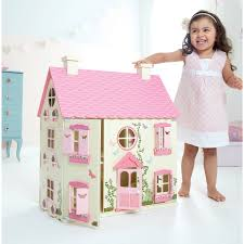 Free Dollhouse Floor Plans by Wooden Doll House Walmart Com