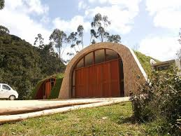 company builds hobbit houses and you can actually live there