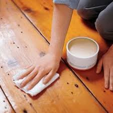 Cleaning Hardwood Floors Naturally How To Care For Waxed Wood Floors Wax Woods And House