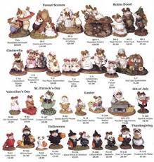 1991 wee forest folk catalog