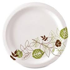 thanksgiving paper plate sets wayfair