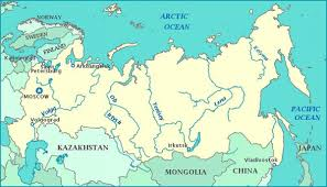 map of europe and russia rivers rivers of russia map map of russia rivers eastern europe europe
