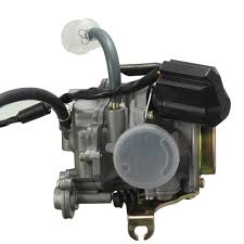 motorcycle carburetor gy6 50cc scooter moped for qingqi qm50qt