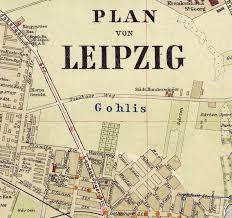 map of leipzig map of leipzig 1925 germany deutshland maps and vintage