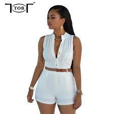 white jumpsuits plus size 2017 summer bodycon sleeveless white jumpsuit rompers