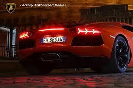 lamborghini aventador rear lights perillo downers grove bentley lamborghini dealer
