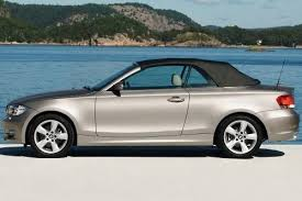 bmw convertible 1 series used 2008 bmw 1 series convertible pricing for sale edmunds