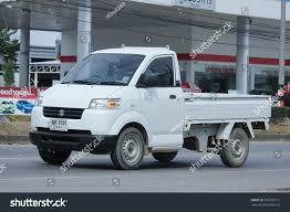 suzuki pickup chiangmai thailand november 3 2015 private stock photo 356705711