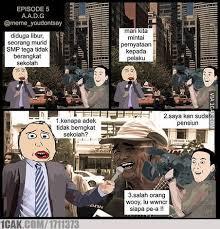 Meme Herp - komik meme herp vs cage and yao episode 5 wawancara 1cak for