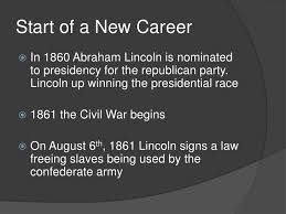 abraham lincoln ppt 2