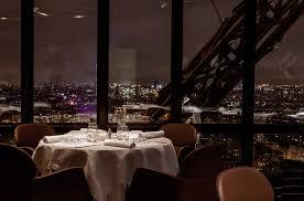 restaurant le jules verne eiffel tower paris