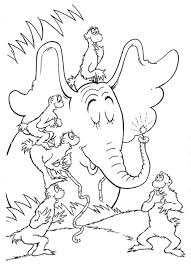 coloring pages extraordinary horton coloring pages 10 horton