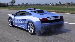 Lamborghini Gallardo 1st Generation - lamborghini gallardo lp560 4 polizia 2009 police vehicle youtube