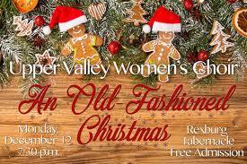 a thanksgiving time of year upper valley women u0027s choir