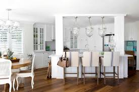 beach house kitchen house style aol lifestyle coastal coastal
