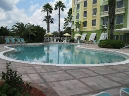 Comfort Suites Maingate East Nice Pool Picture Of Comfort Suites Maingate East Kissimmee
