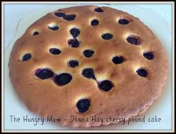 donna hay cherry and cardamom pound cake the hungry mum