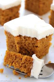 pumpkin cake with cheese frosting cincyshopper