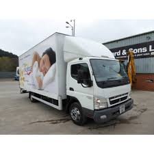 truck mitsubishi canter mitsubishi canter 7c15 4x2 box lorry 2011 manual gearbox