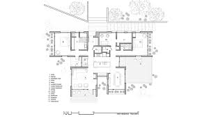 U Shaped House Plans by Bungalow Floor Plans Sqft Wing Shaped Single Level Loghome