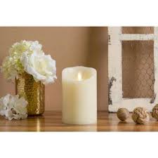 luminara candles candles home fragrance the home depot
