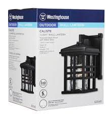 Outdoor Dusk To Dawn Light Westinghouse One Light Outdoor Wall Lantern With Dusk To Dawn Sensor