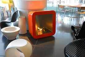modern interior design ecosmart fire retro modern ventless