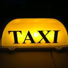 Taxi Light Aliexpress Com Buy 10 5