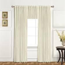 Wayfair Com Curtains Dupioni Silk Curtains Wayfair