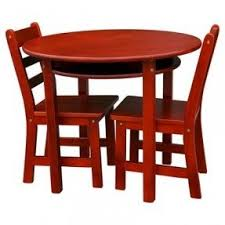 Kids Round Table And Chairs Kids Round Table And Chairs Foter